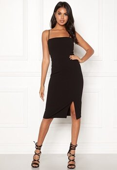 BUBBLEROOM Lene bodycon dress Black Bubbleroom.se