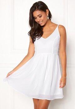 BUBBLEROOM Liana dress White Bubbleroom.se
