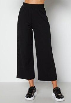 BUBBLEROOM Lindy soft smock trousers Black bubbleroom.se