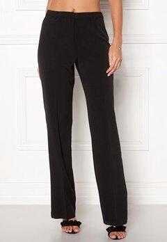BUBBLEROOM London Suit Pants Black Bubbleroom.se
