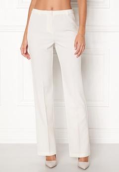BUBBLEROOM London Suit Pants White Bubbleroom.se