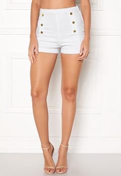 BUBBLEROOM Lora HW shorts White Bubbleroom.fi