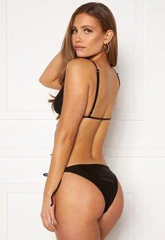 BUBBLEROOM Lora thin strappy bikini bottom Black Bubbleroom.se