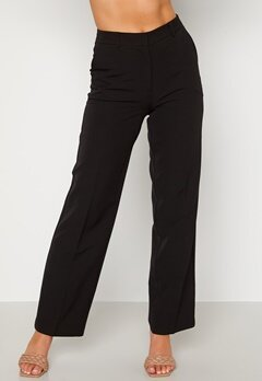 BUBBLEROOM Luisa suit trousers Black bubbleroom.se