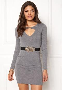 BUBBLEROOM Luxury waist belt Black / Gold Bubbleroom.no