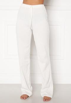 BUBBLEROOM Lynne soft pyjama pants  White Bubbleroom.se
