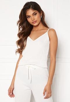 BUBBLEROOM Lynne soft pyjama top White Bubbleroom.se