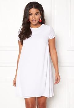 BUBBLEROOM Madelynn dress White Bubbleroom.se