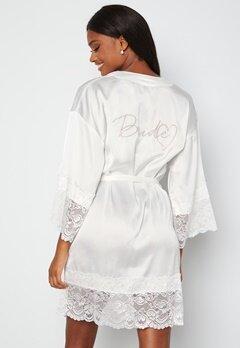BUBBLEROOM Meline robe White bubbleroom.se