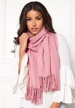 BUBBLEROOM Milla scarf Pink Bubbleroom.se