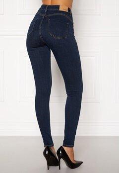 BUBBLEROOM Miranda Push-up jeans Midnight blue Bubbleroom.se