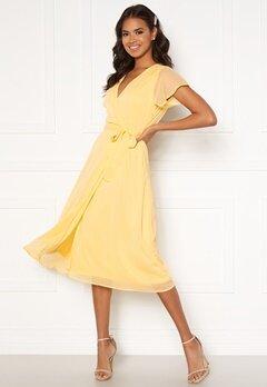 BUBBLEROOM Narah dress Yellow Bubbleroom.se