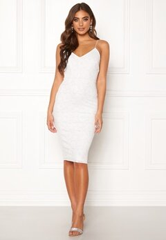BUBBLEROOM Neoline lace dress White Bubbleroom.se
