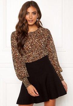BUBBLEROOM Nicco body blouse Leopard Bubbleroom.se