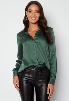 BUBBLEROOM Nicole shirt Green Bubbleroom.se