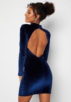 BUBBLEROOM Nicoline Sparkling Dress Blue bubbleroom.se