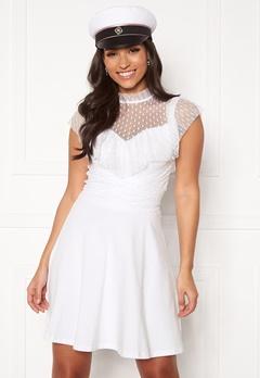 BUBBLEROOM Nilla dress White bubbleroom.se