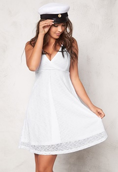 BUBBLEROOM Paris lace dress White Bubbleroom.no