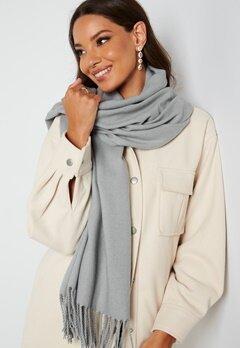 BUBBLEROOM Primm scarf Grey melange bubbleroom.se