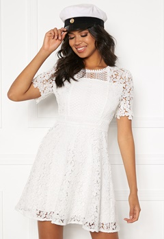 BUBBLEROOM Rixie dress White Bubbleroom.se