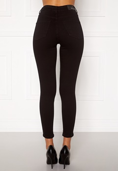 BUBBLEROOM Sandy highwaist superstretch Black Bubbleroom.se