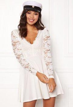 BUBBLEROOM Shelby dress White Bubbleroom.se
