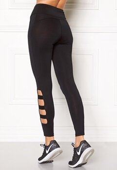 BUBBLEROOM SPORT Energy sport tights Black Bubbleroom.eu