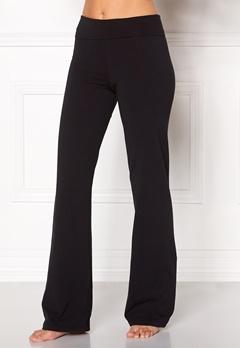 BUBBLEROOM SPORT Yoga pants Black Bubbleroom.se