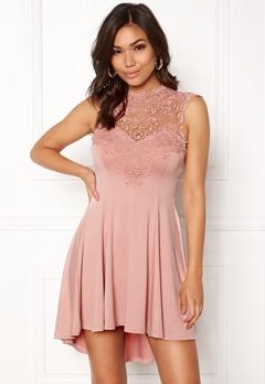 BUBBLEROOM Tamale dress Dusty pink Bubbleroom.se
