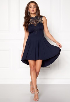 BUBBLEROOM Tamale dress Dark blue Bubbleroom.no
