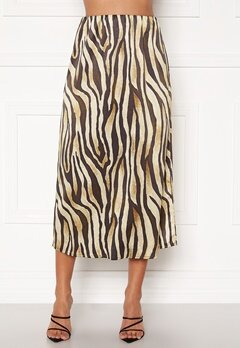 BUBBLEROOM Tyra skirt Tiger Bubbleroom.se