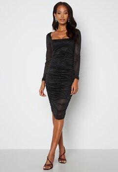 BUBBLEROOM Zorinne sparkling Dress Black bubbleroom.se