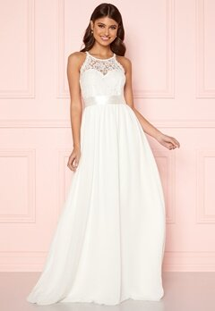 BUBBLEROOM Lovelia wedding gown White Bubbleroom.se