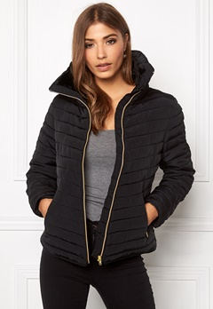 b.young Anita Jacket Black Bubbleroom.se