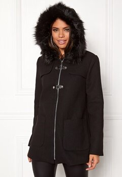 b.young Boria a-shape jacket 80001 Black Bubbleroom.fi