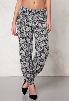 b.young Floria Pants 80001 Black Bubbleroom.se