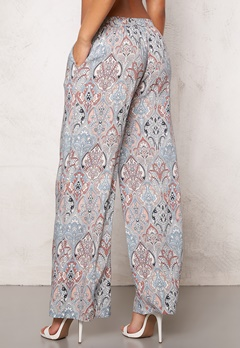 b.young Hattie pants Chambray Blue Bubbleroom.se
