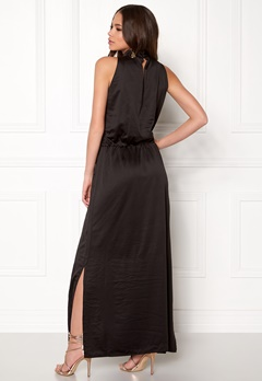 b.young Ingeborg Long Dress Black Bubbleroom.fi