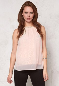 b.young Iona Top 80654 Whisper Pink Bubbleroom.se
