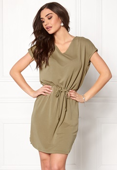 b.young Saco Dress Jungle Green Bubbleroom.se