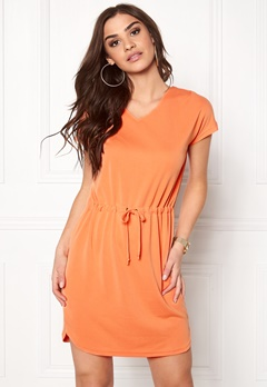 b.young Saco Dress Papaya Bubbleroom.se
