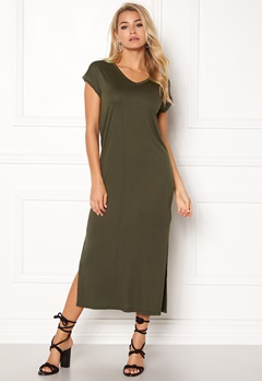 b.young Smila Dress 2 80357 Tropic Green Bubbleroom.fi