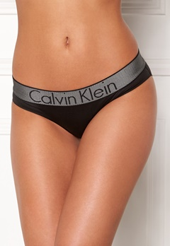 Calvin Klein Bikini Brief Black Bubbleroom.se
