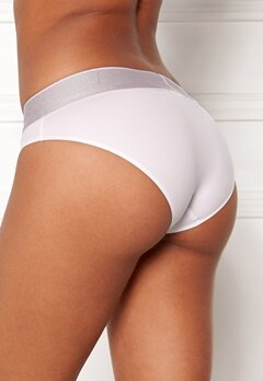 Calvin Klein Bikini Brief White Bubbleroom.se