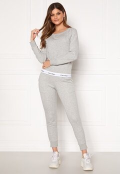 Calvin Klein Bottom Pant Jogger 020 Grey Heather Bubbleroom.se