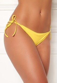 Calvin Klein Cheeky String Side Bikini ZP0 Celandine Bubbleroom.se