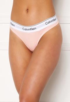 Calvin Klein CK Cotton Thong 2NT Nymphs Thigh Bubbleroom.se
