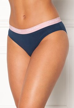 Calvin Klein CK One Cotton Bottom Navy Bubbleroom.dk