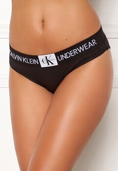 Calvin Klein CK Panties 001 Black Bubbleroom.se