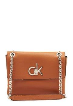 Calvin Klein Jeans Conv Flap Crossbody GCZ Roasted Pumpkin Bubbleroom.se